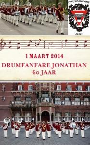 Jubileum Flyer